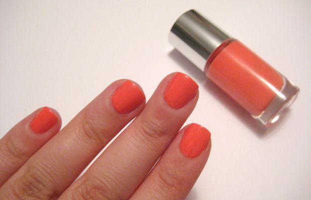 Clinique Sensitive Nail Polish - Really Rio