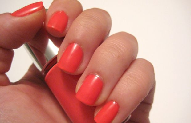 Clinique Sensitive Nail Polish - Summer in the City