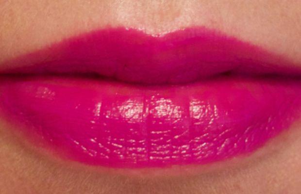 Joe Fresh Long Wear Liquid Lipstick in Baie Sauvage (swatch)