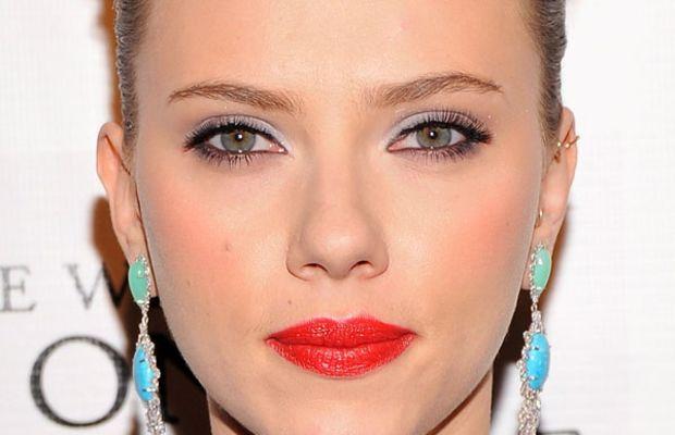 Scarlett Johansson, Cat on a Hot Tin Roof opening night, 2013