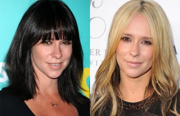 Jennifer Love Hewitt brunette vs blonde