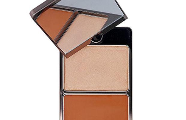Hourglass Illume Creme-to-Powder Bronzer Duo in Bronze Light
