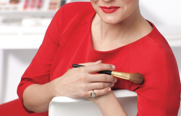 Rebecca Restrepo - Elizabeth Arden Global Makeup Head Shot
