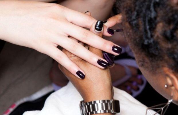 Marchesa - Spring 2013 nails
