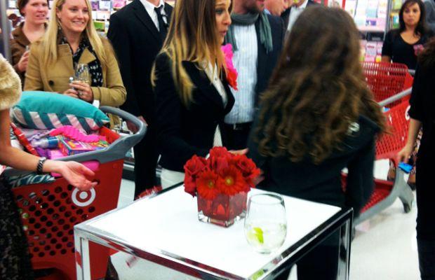 Target Canada launch - Sarah Jessica Parker
