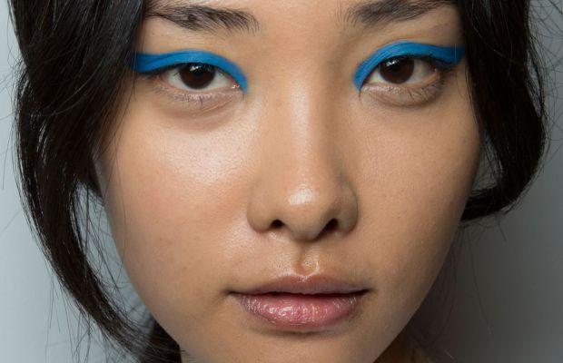 Honor Spring 2015 makeup