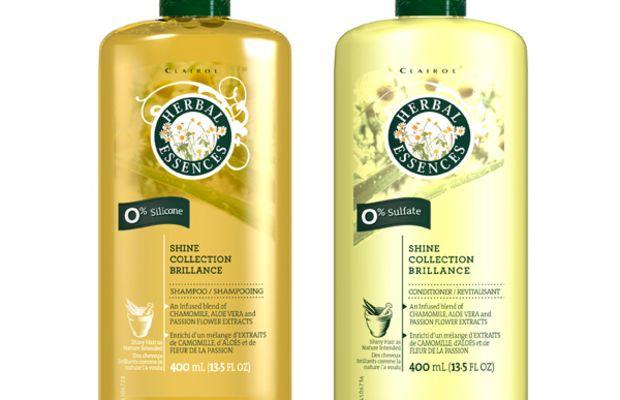 Herbal Essences Shine