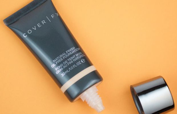 Cover FX Natural Finish Oil-Free Foundation (2)