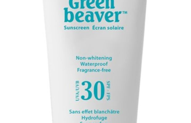 Green Beaver Certified Organic SPF 30 Sunscreen Lotion