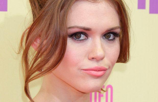 Holland Roden - MTV Video Music Awards 2012