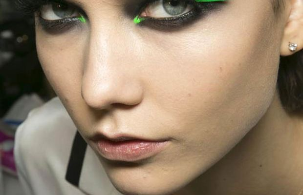 Atelier Versace - Spring 2013 Couture makeup
