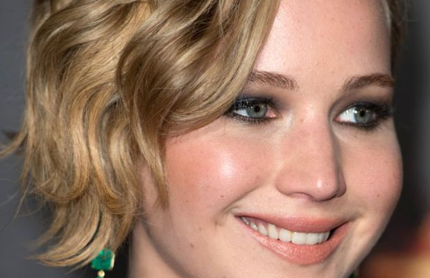 Jennifer Lawrence, The Hunger Games Mockingjay Part 1 party, Cannes 2014