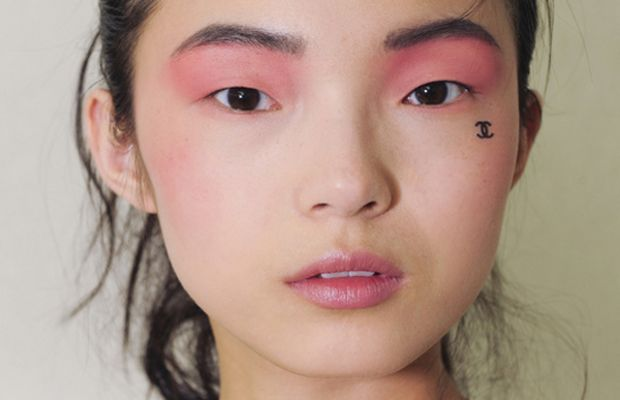 Chanel - Cruise 2013 makeup