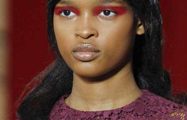 Miu Miu - Spring 2012 makeup