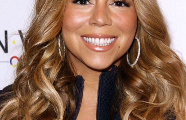 Mariah Carey, Project Canvas Art Gala, 2012