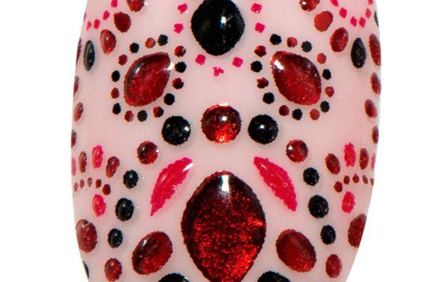Revlon by Marchesa 3D Jewel Appliques in Evening Garnet