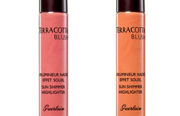 Guerlain Terracotta Blush Sun Shimmer Highlighter
