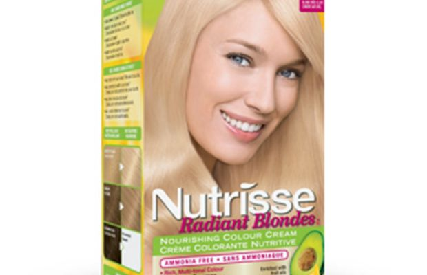 Garnier Nutrisse Radiant Blondes 10.13 Natural Very Light Ash Blonde
