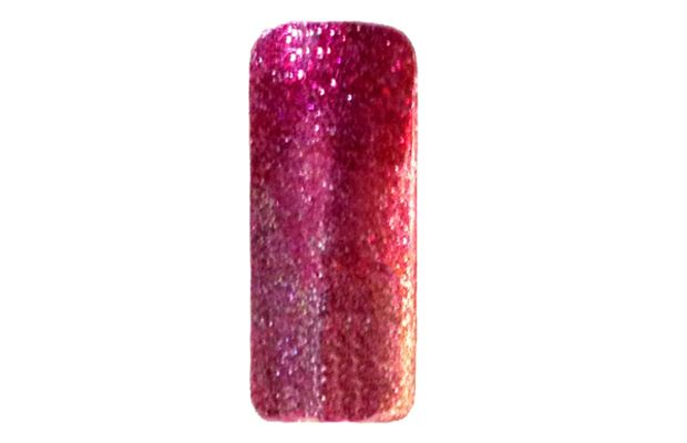 Ombre Love nail art