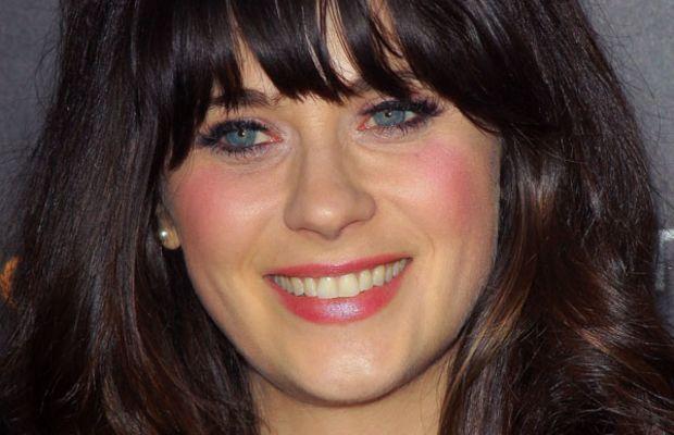 Zooey Deschanel, TV Guide Hot List party, 2011