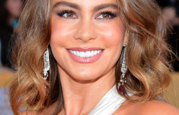 Sofia Vergara - SAG Awards 2013 makeup