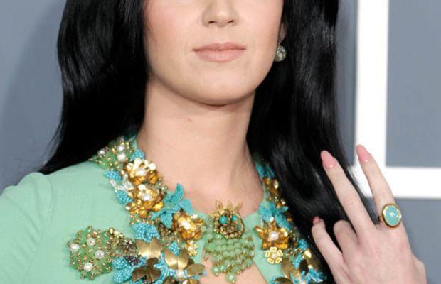 Katy Perry - Grammys 2013 nails
