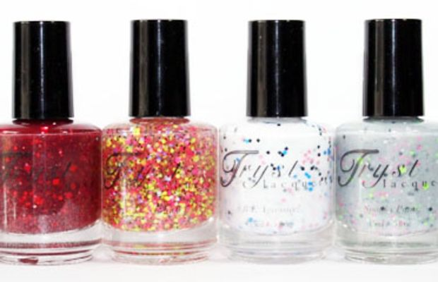 Tryst Lacquers Cheer-ocracy Collection