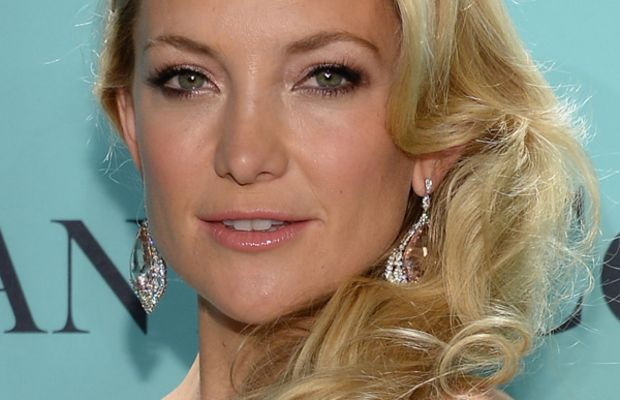 Kate Hudson beauty tips - Tiffany Blue Blook Ball, 2013
