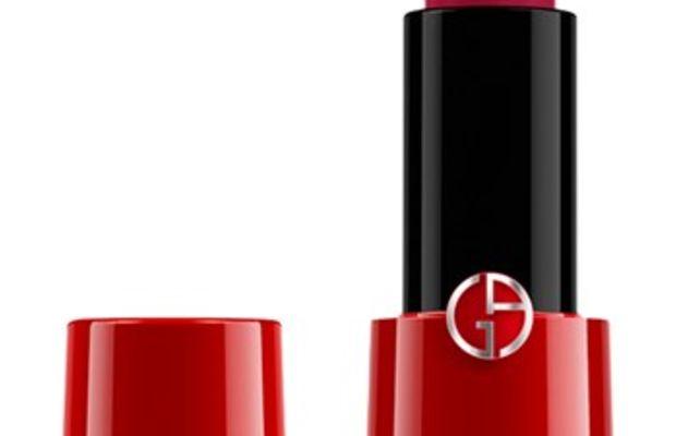 Giorgio Armani Rouge Ecstasy Lipstick in #502 Scarlatto