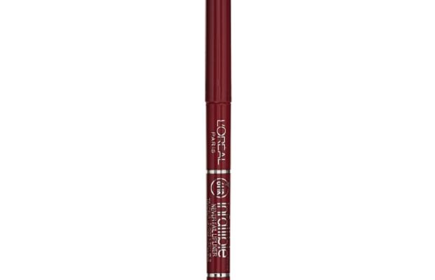 L'Oreal Paris Infallible Never Fail Lip Liner in Red Wine