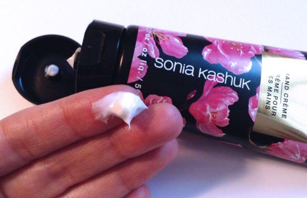 Sonia Kashuk Hand Creme in Pink Innocencia