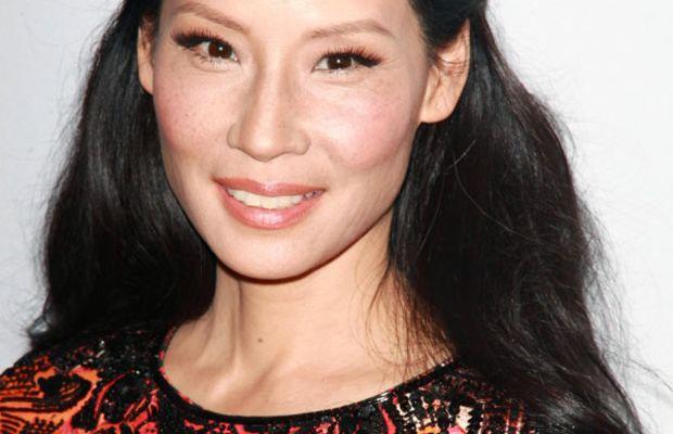 Lucy Liu hair - Paleyfest 2013 (3)