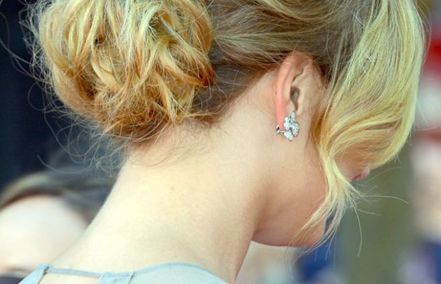 Emily VanCamp - Emmy Awards 2012 hair