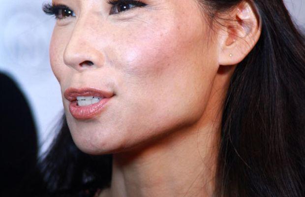 Lucy Liu hair - Paleyfest 2013 (4)