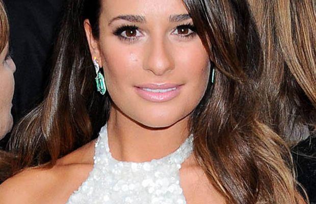 Lea Michele - Golden Globe Awards 2013