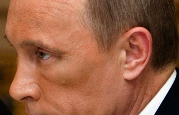 Vladimir Putin plastic surgery