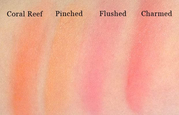 Revlon PhotoReady Cream Blush (swatches)