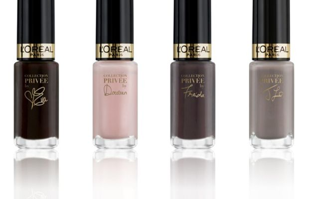 L'Oreal Collection Privee by Colour Riche Nail Colour