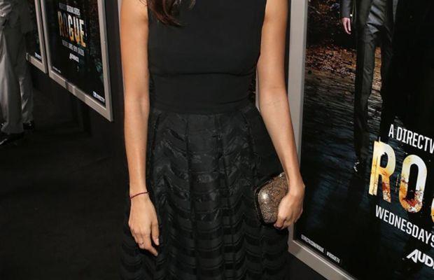 Thandie Newton - Rogue premiere, Los Angeles, March 2013