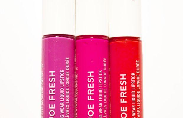 Joe Fresh Long Wear Liquid Lipstick (1)