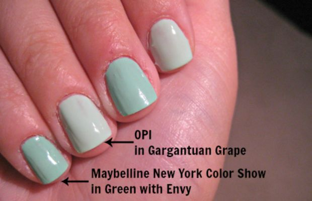 OPI Maybelline New York Color Show