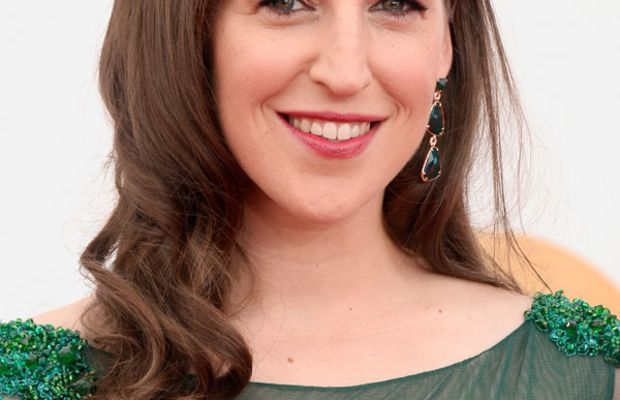 Mayim Bialik - Emmys 2013