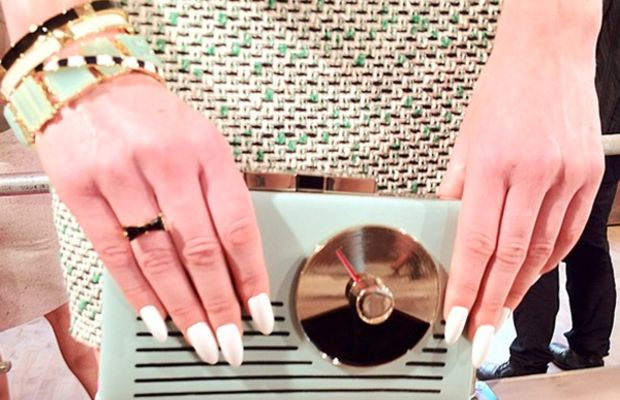 Kate Spade - Spring 2013 nails