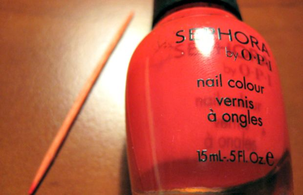 Sephora by OPI Nail Colour in High Maintenance