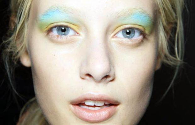 Peter Som - Spring 2013 makeup