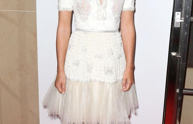 Keira Knightley, The Imitation Game premiere, 2014