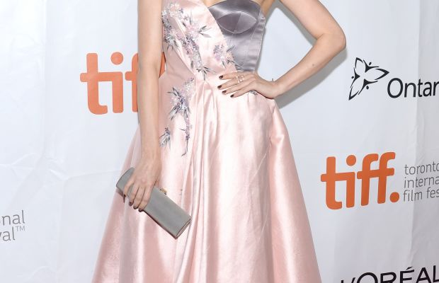 Haley Bennett, The Equalizer premiere, 2014