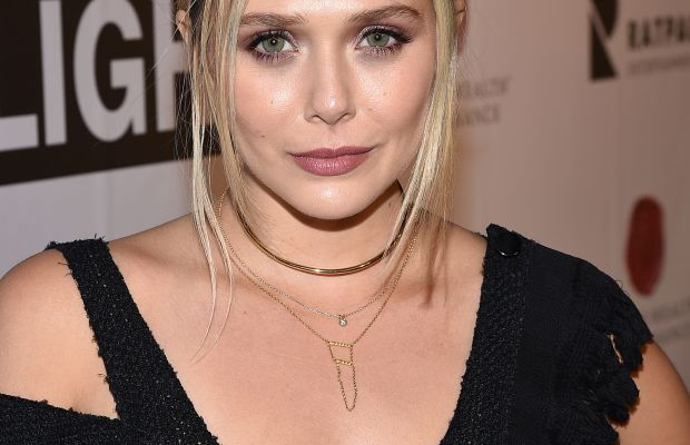Elizabeth Olsen, I Saw the Light Nashville premiere, 2015
