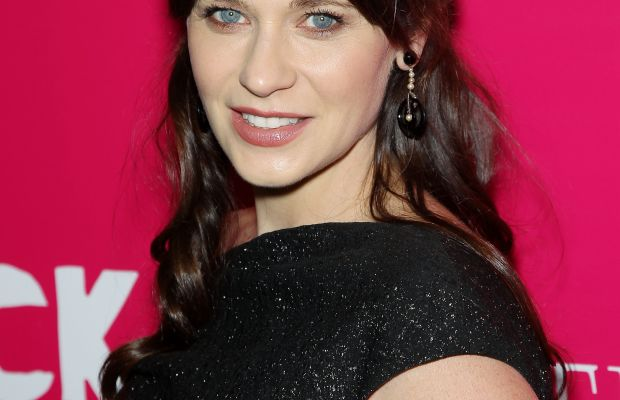 Zooey Deschanel, Rock the Kasbah New York premiere, 2015