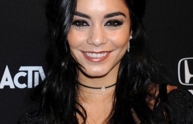 Vanessa Hudgens, Guitar Hero Live launch party, 2015